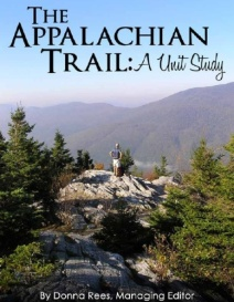 appalachian trail graphic