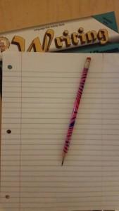 Writing Pic
